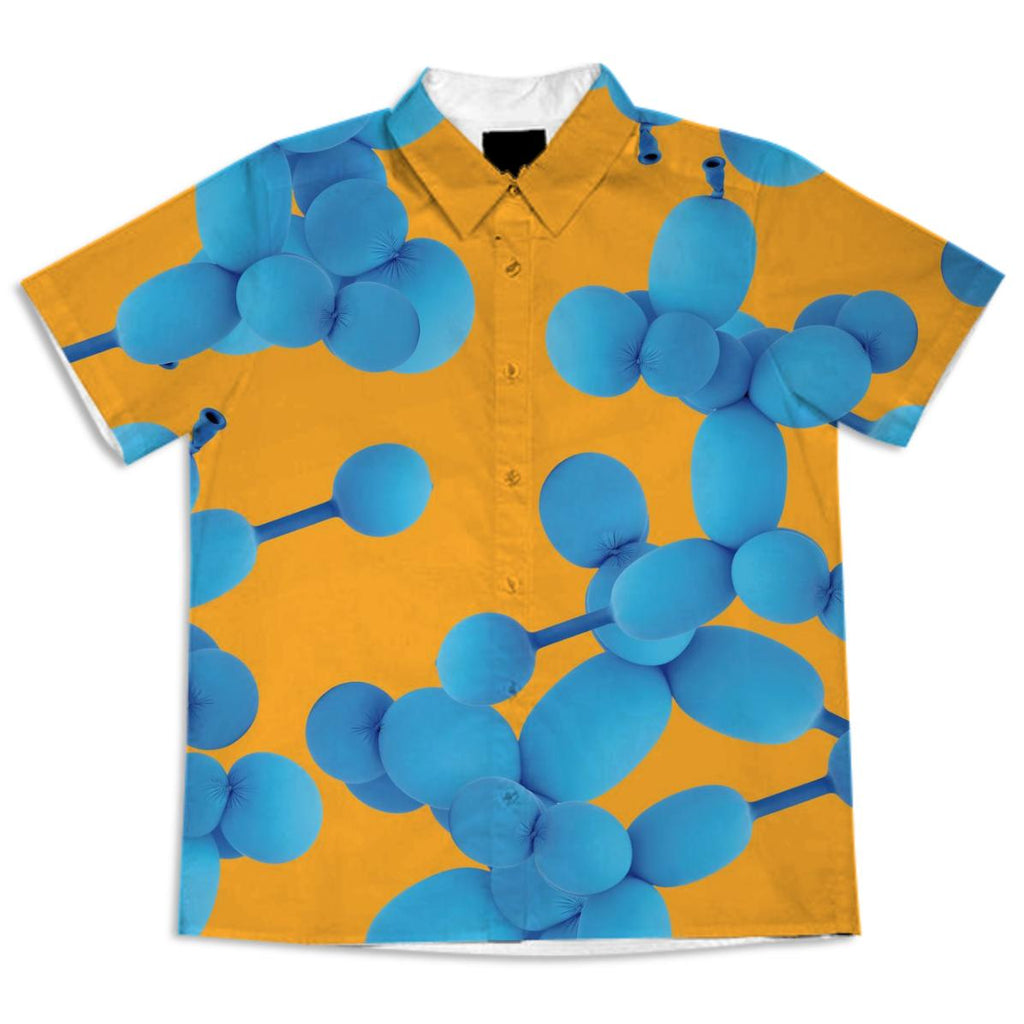 PLASTIC ATOMS BLOUSE