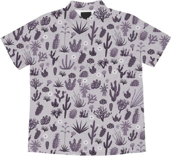 Arizona Cacti Pattern