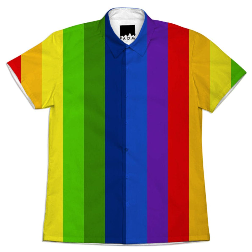 Gay Pride Rainbow Shirt