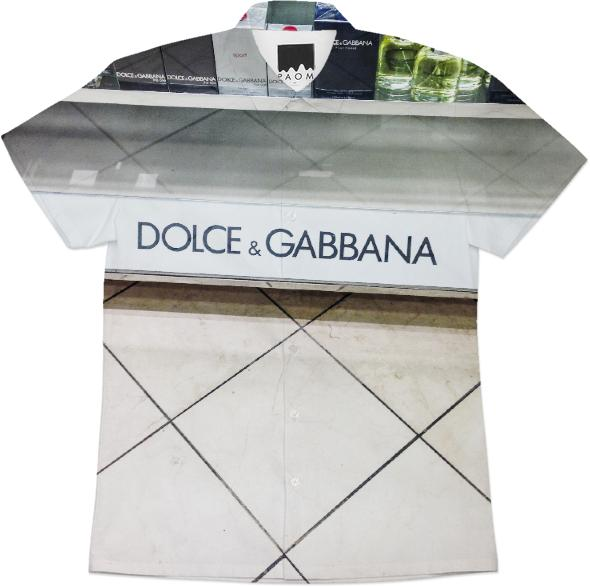 Dolce Gabbana WORKSHIRT