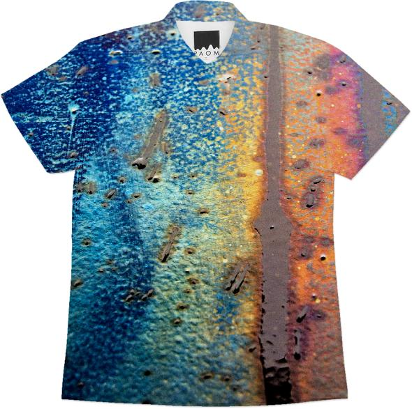 t Rainbow Workshirt