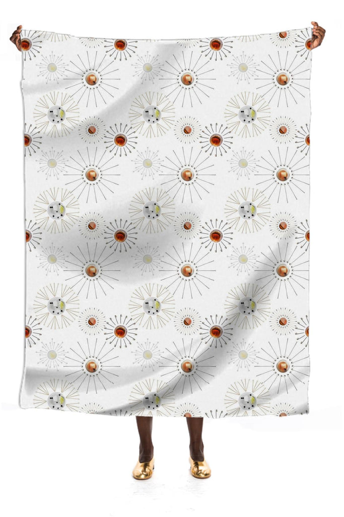 Cocktail Firework Scarf