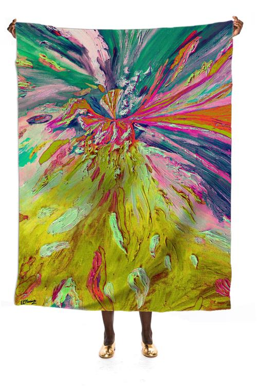 The Colourburst Collection Scarf 4