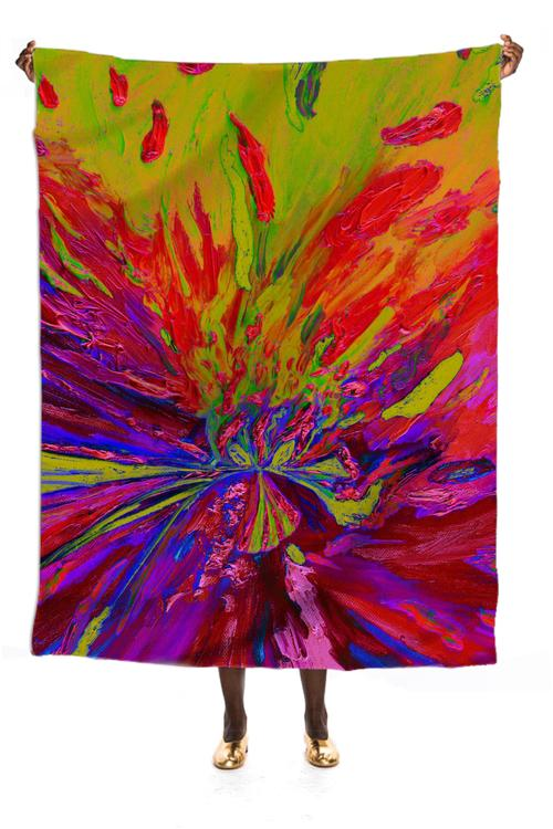 The Colourburst Collection Scarf 8