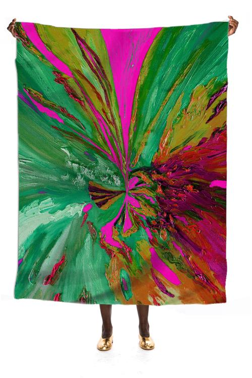 The Colourburst Collection Scarf11