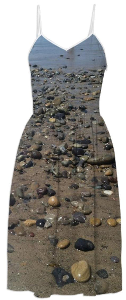 Beach Rocks Dress
