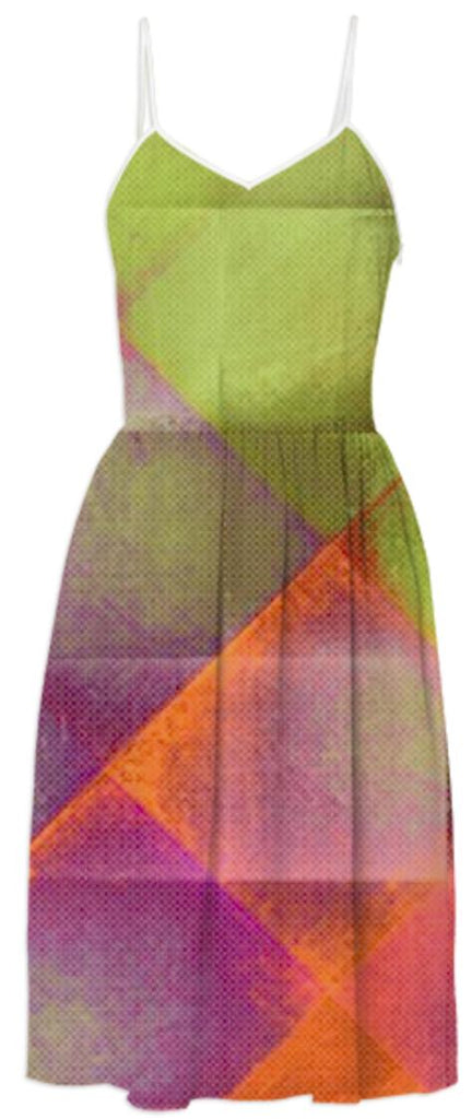 CHECKED DESIGN II v8 Summer Dress 2
