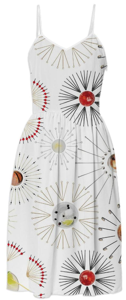 Coocktail Firework Dress 1