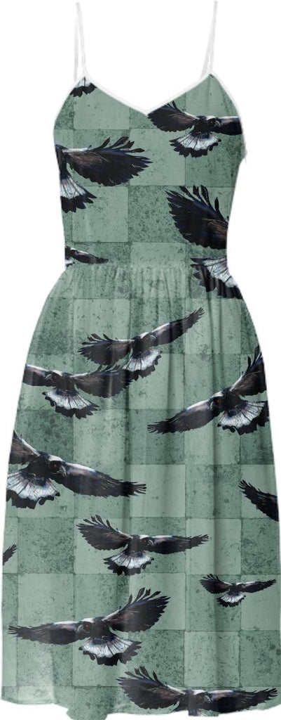 Death From Above Dress