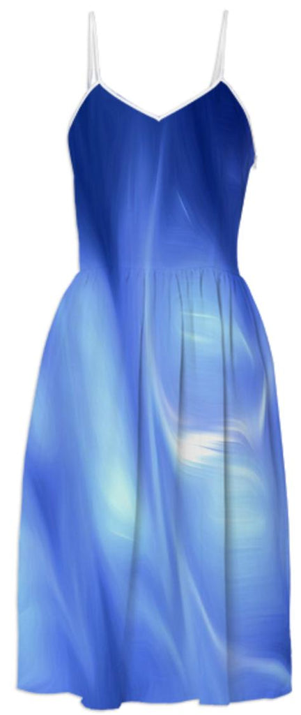 Ice cave SUMMER DRESS