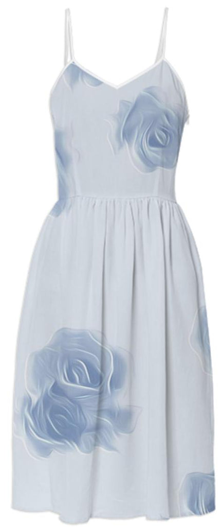 Just roses SUMMER DRESS
