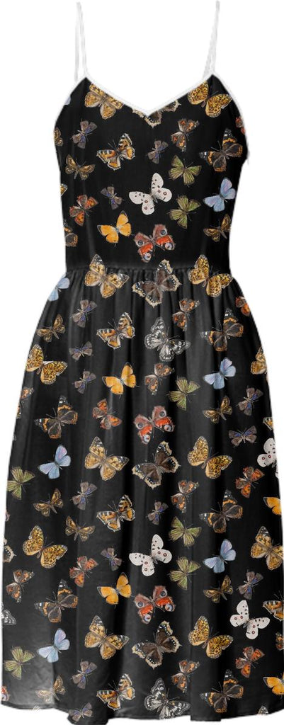 Madame Butterfly Cami Dress