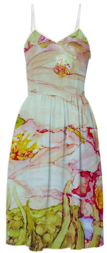 Poppies Sundress