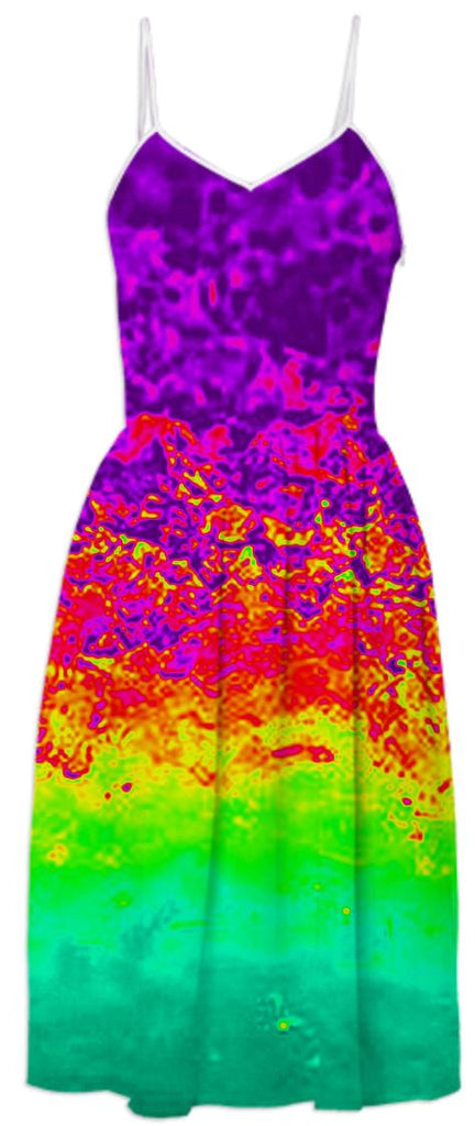 Rock Rainbow Dress