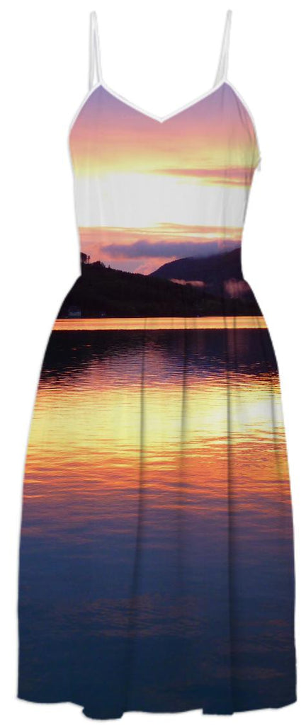 Sunset Dress