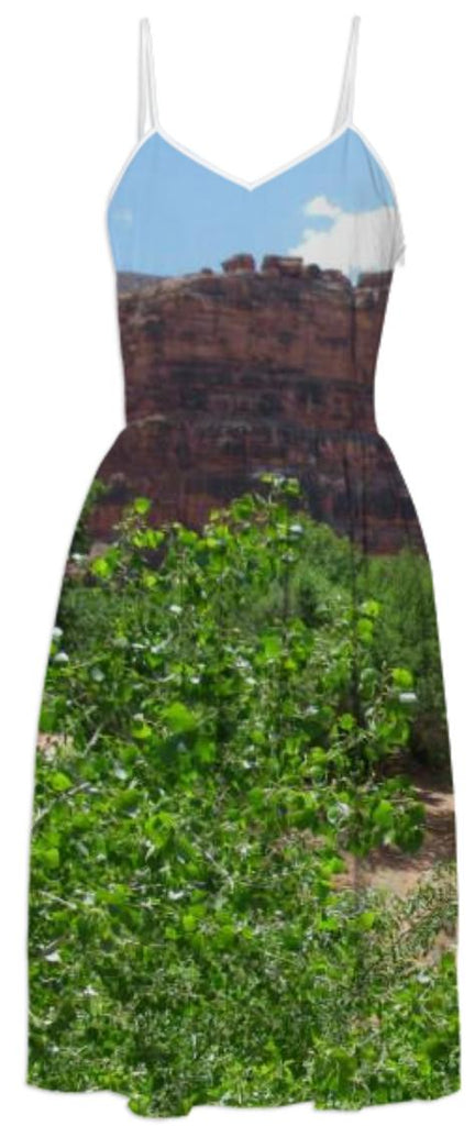 Supai Canyon Dress