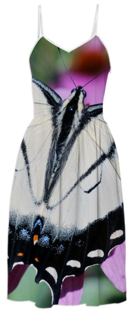 Swallowtail Butterfly SunDress