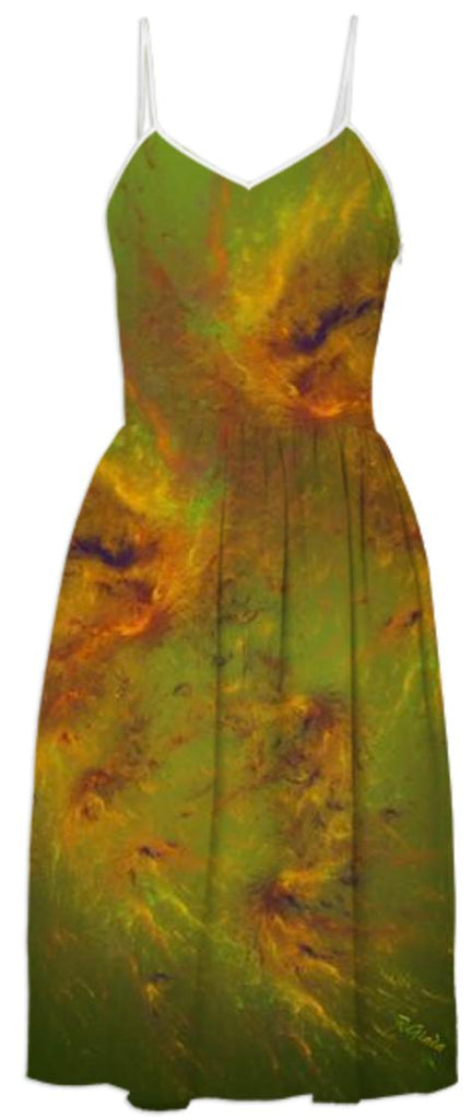 Twin flames SUMMER DRESS