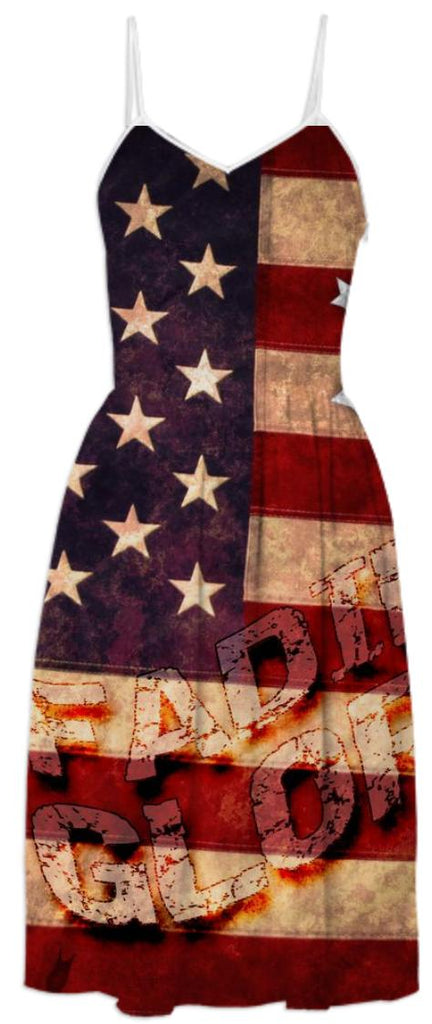 FADING GLORY DRESS
