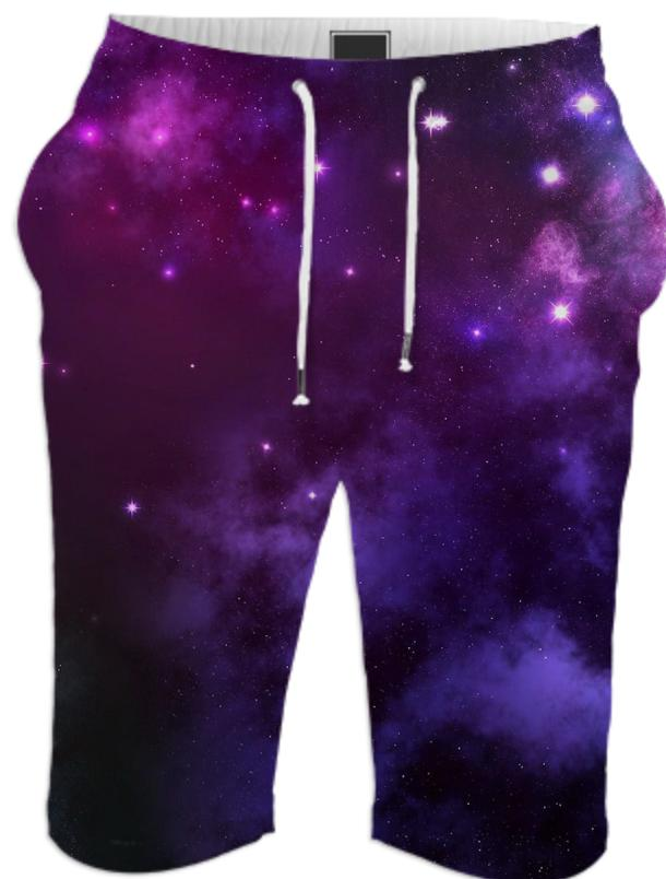 Deep space Shorts