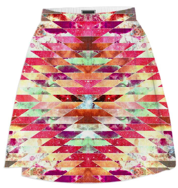 Ancient Star Summer Skirt