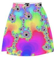 Fancy Rainbow Skirt