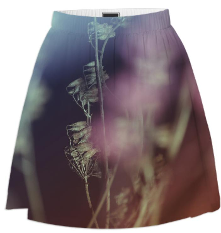 FLORAL ABSTRACT I SUMMER SKIRT 2