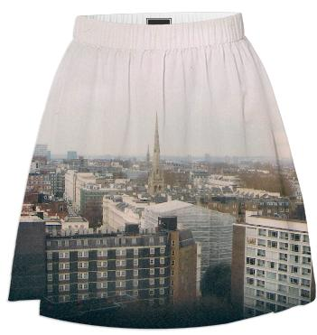 London View Skirt
