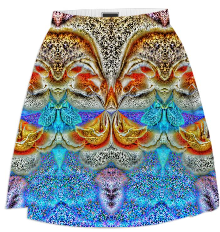 Scary Beautiful Skirt