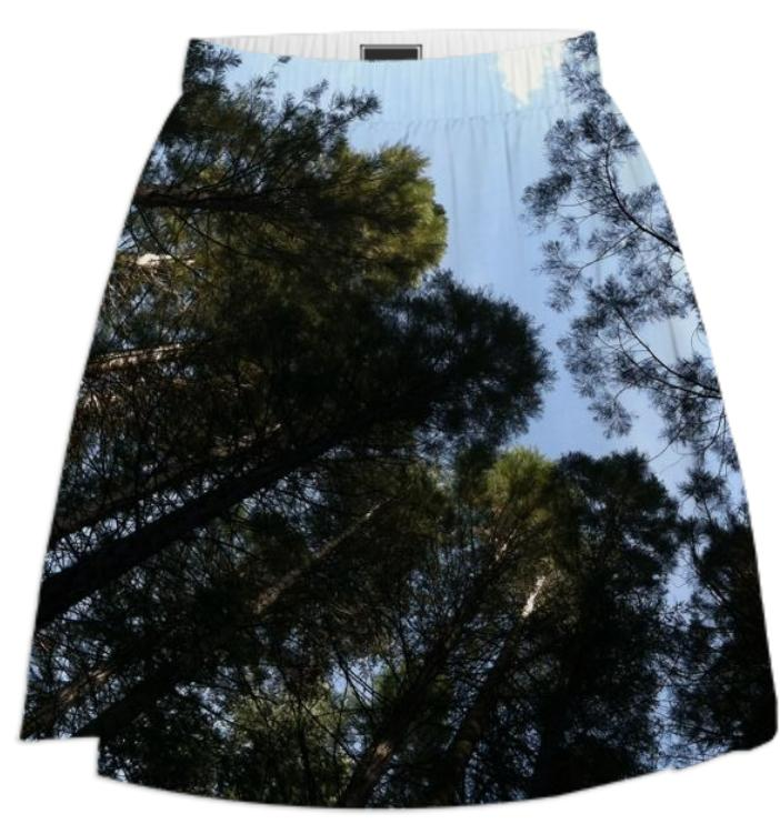Sequoia Sky Skirt