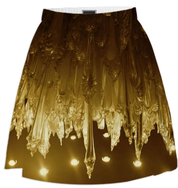 Struck Summer Skirt Kali Collection