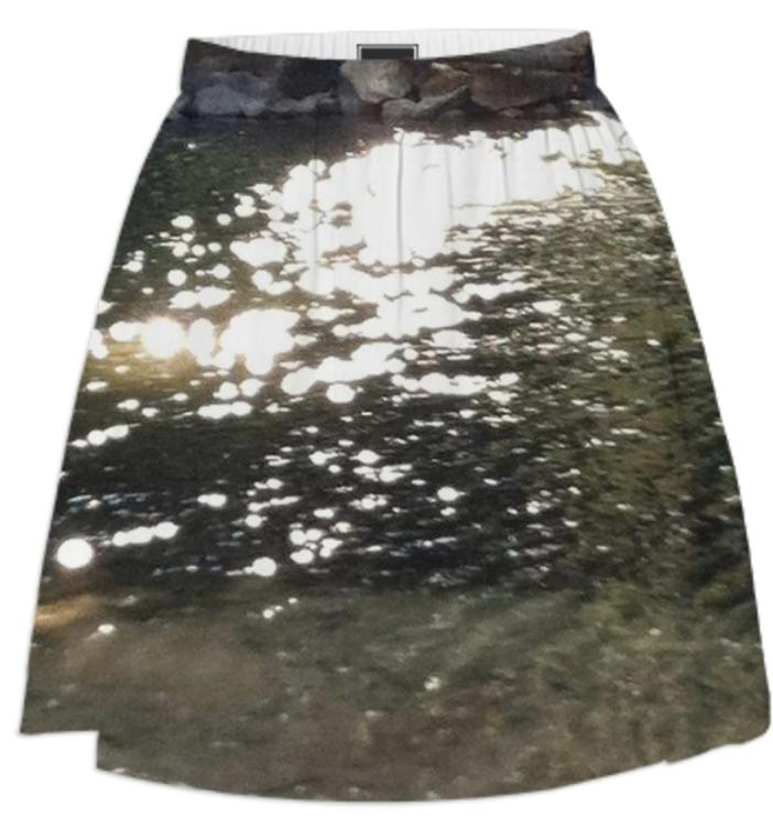 Sunlight Reflection Skirt