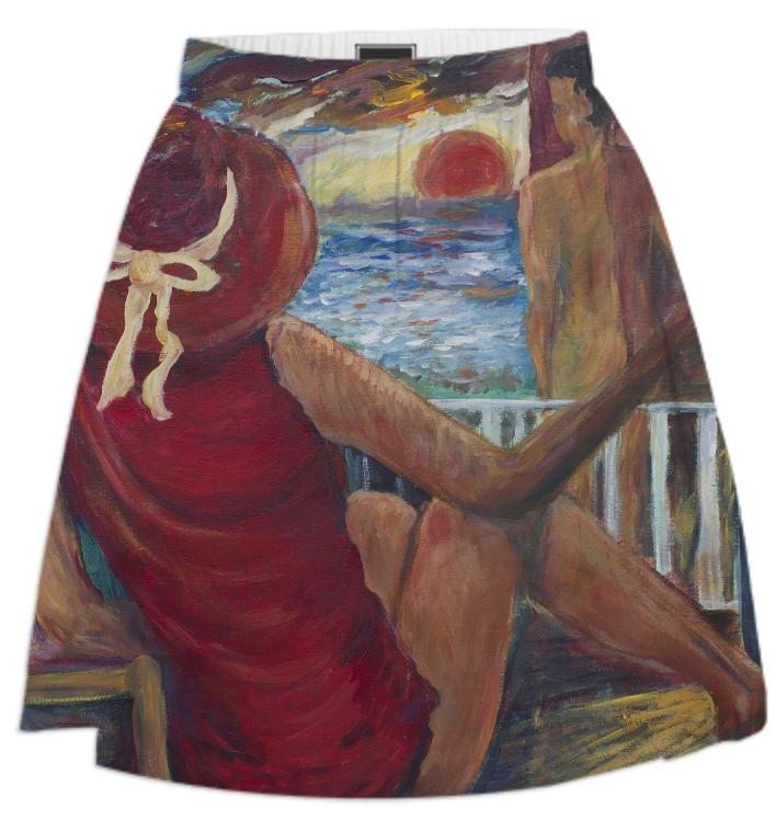 The Voyeurs Summer Skirt