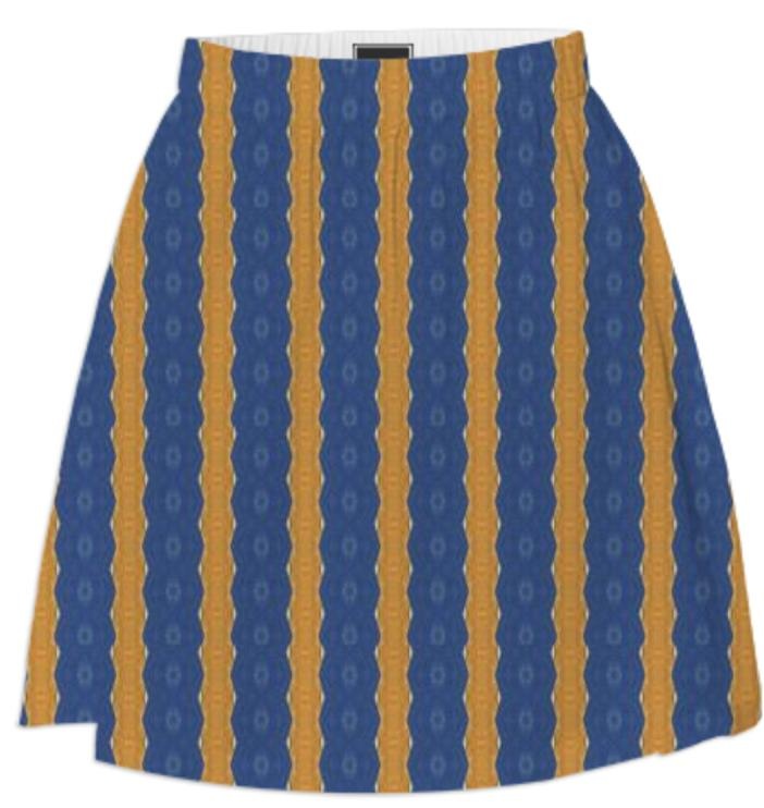 Desert Stripe Skirt
