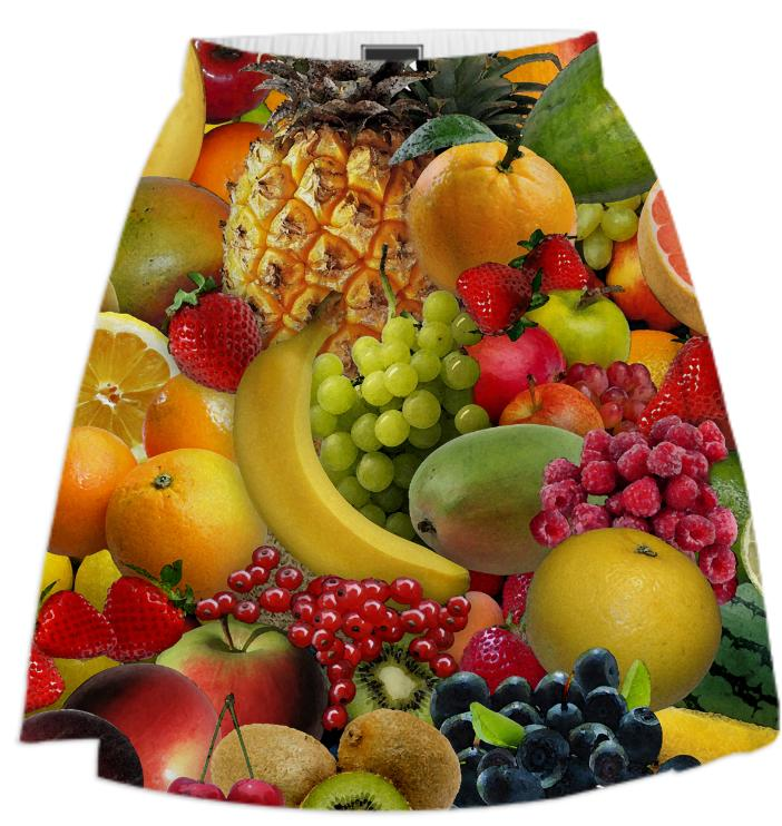 FRUIT SKIRT
