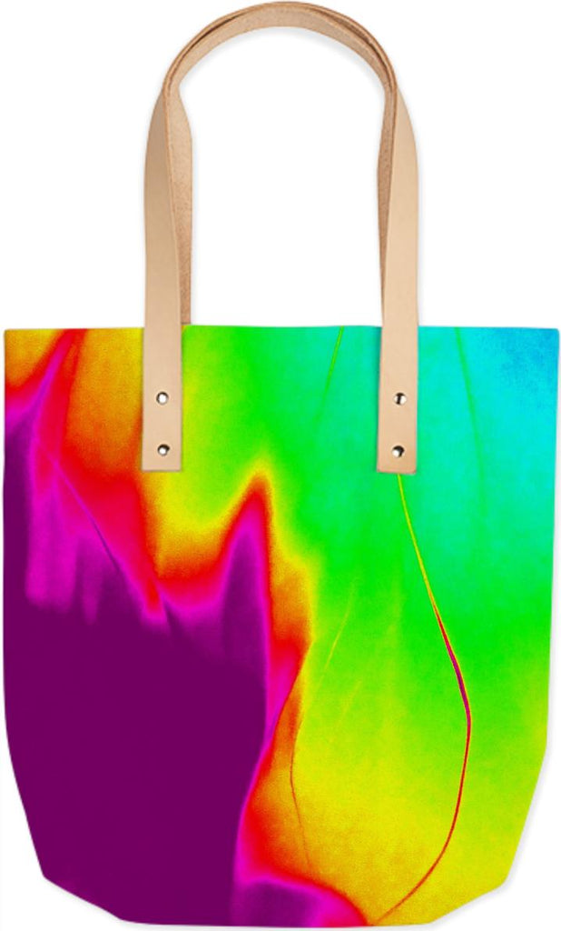 Colorful First Tote Bag