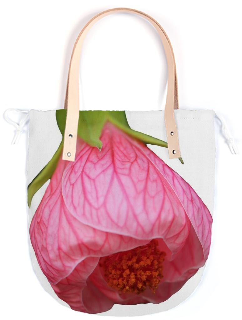 Flowering Maple Tote