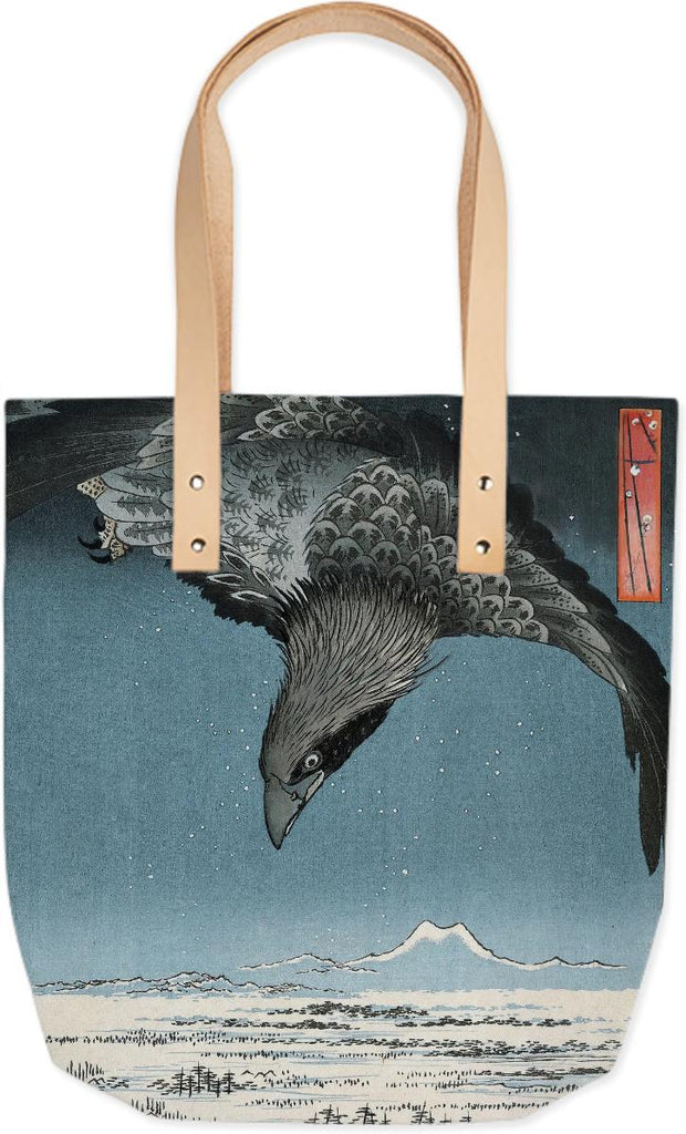 Raven Summer Tote