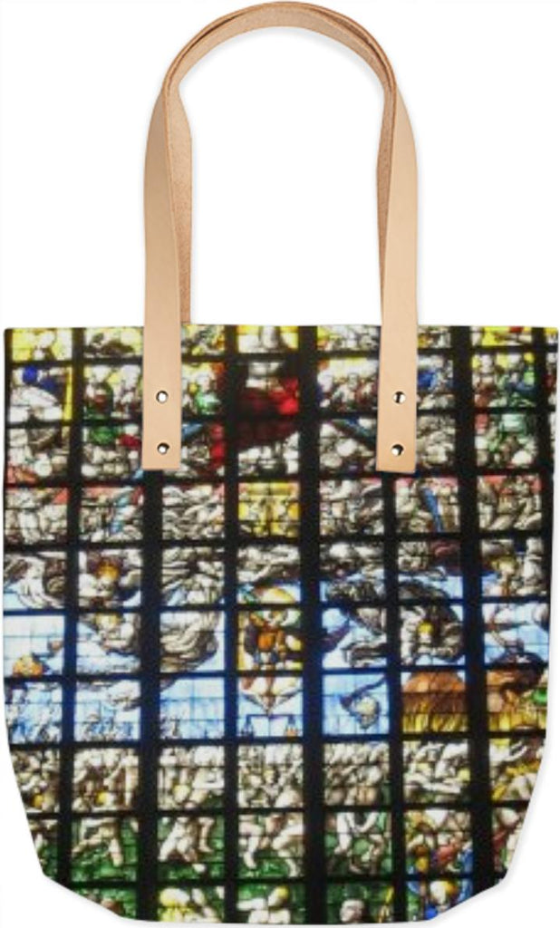 Stained Glass Tote