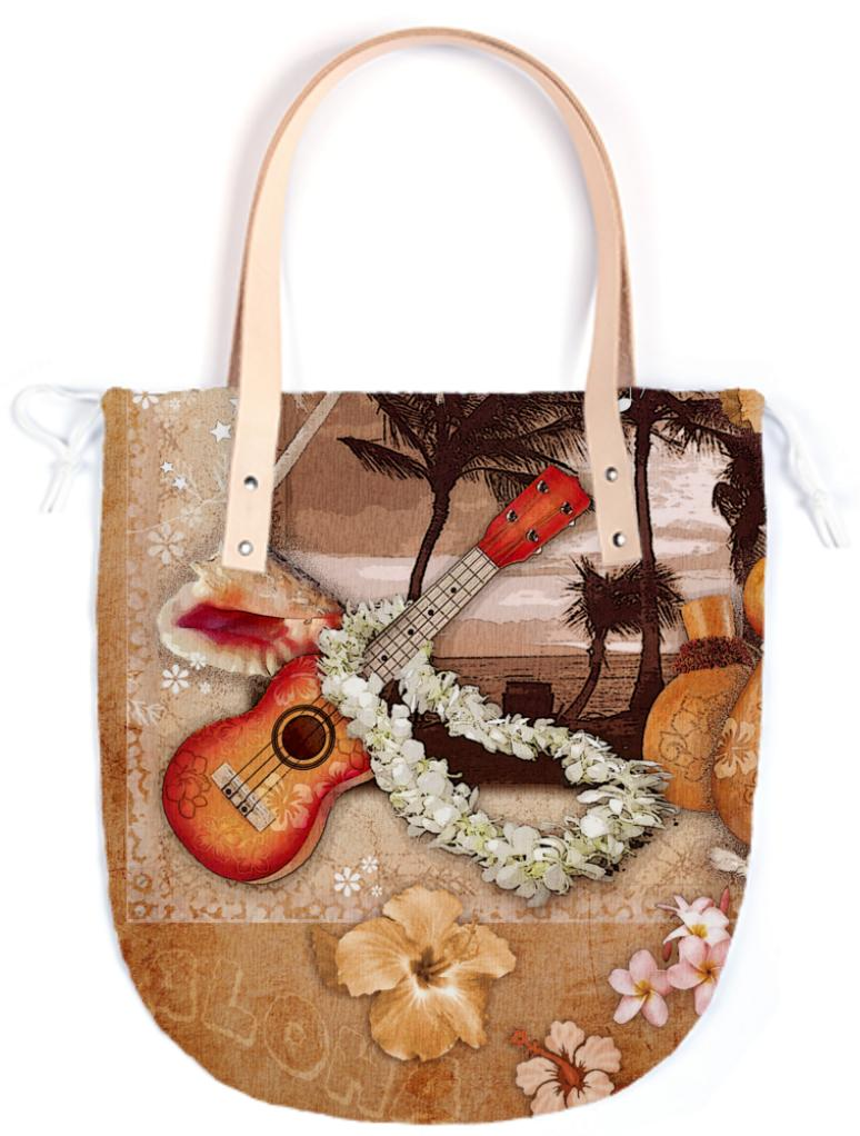 THE SOUND OF THE ISLANDS BAG