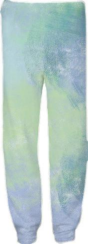 Abstract Sky Sweatpants