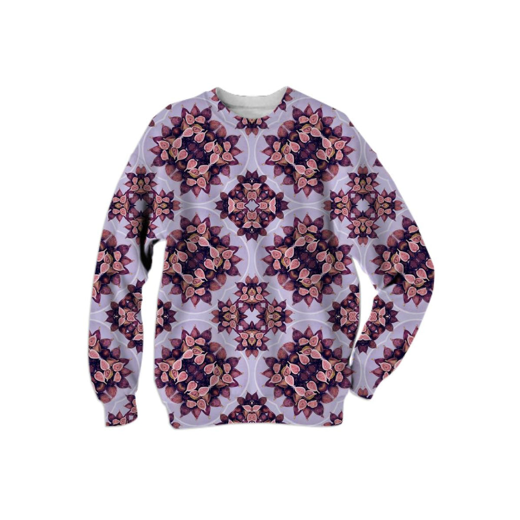 Fig Burst Sweatshirt