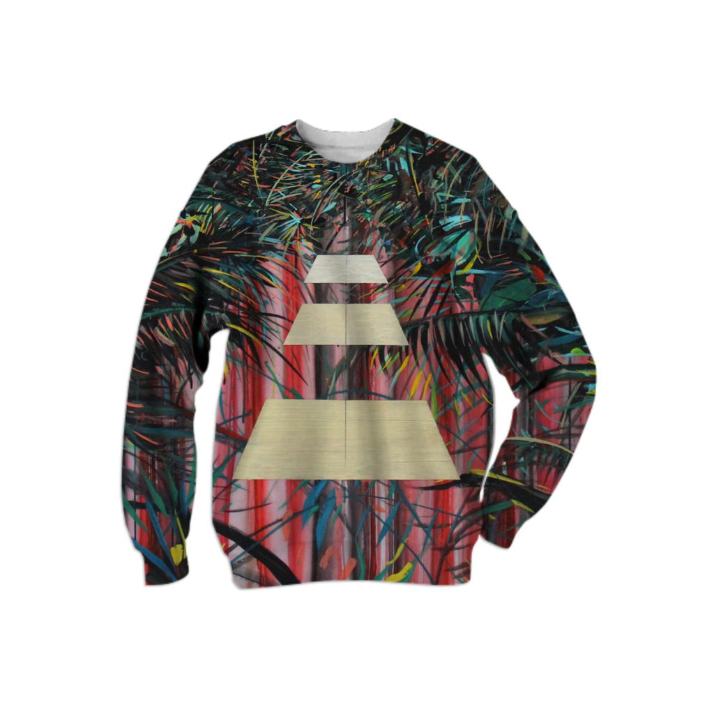Jungle Pathway Sweatshirt