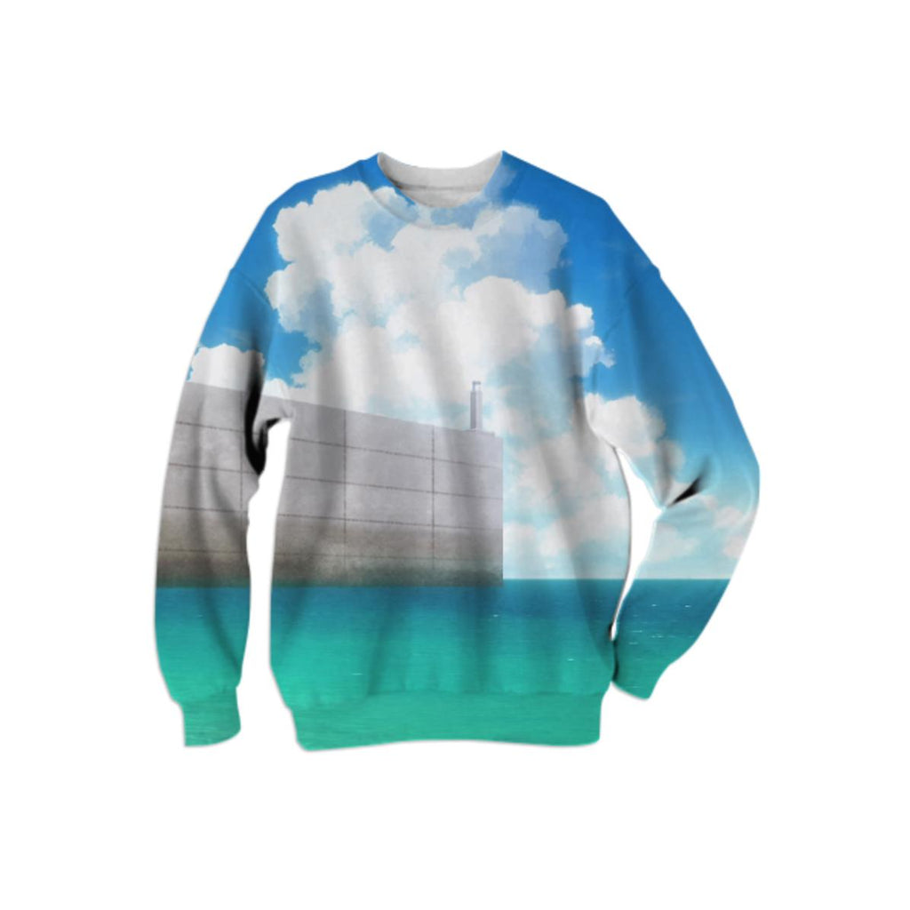 ocean breeze sweatshirt