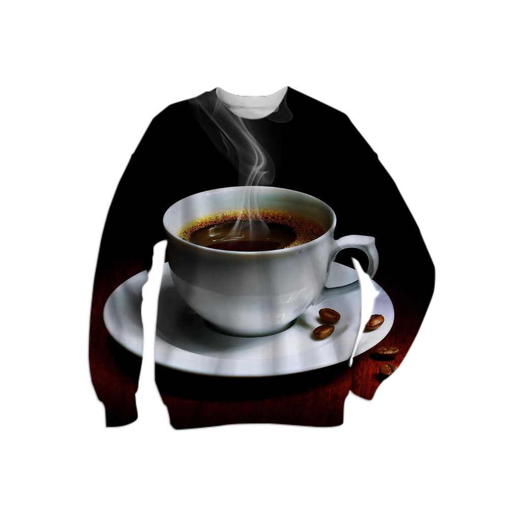 Smell The Coffee Sweatshirt