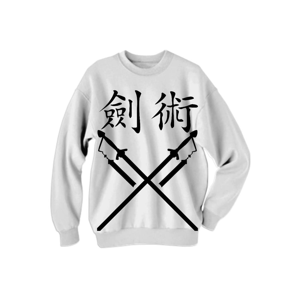 Sword fighter Sweatshirt
