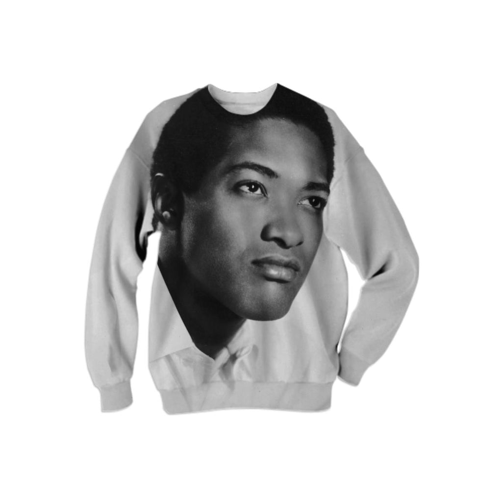 The Great Sam Cooke All Over Sweat Shirt