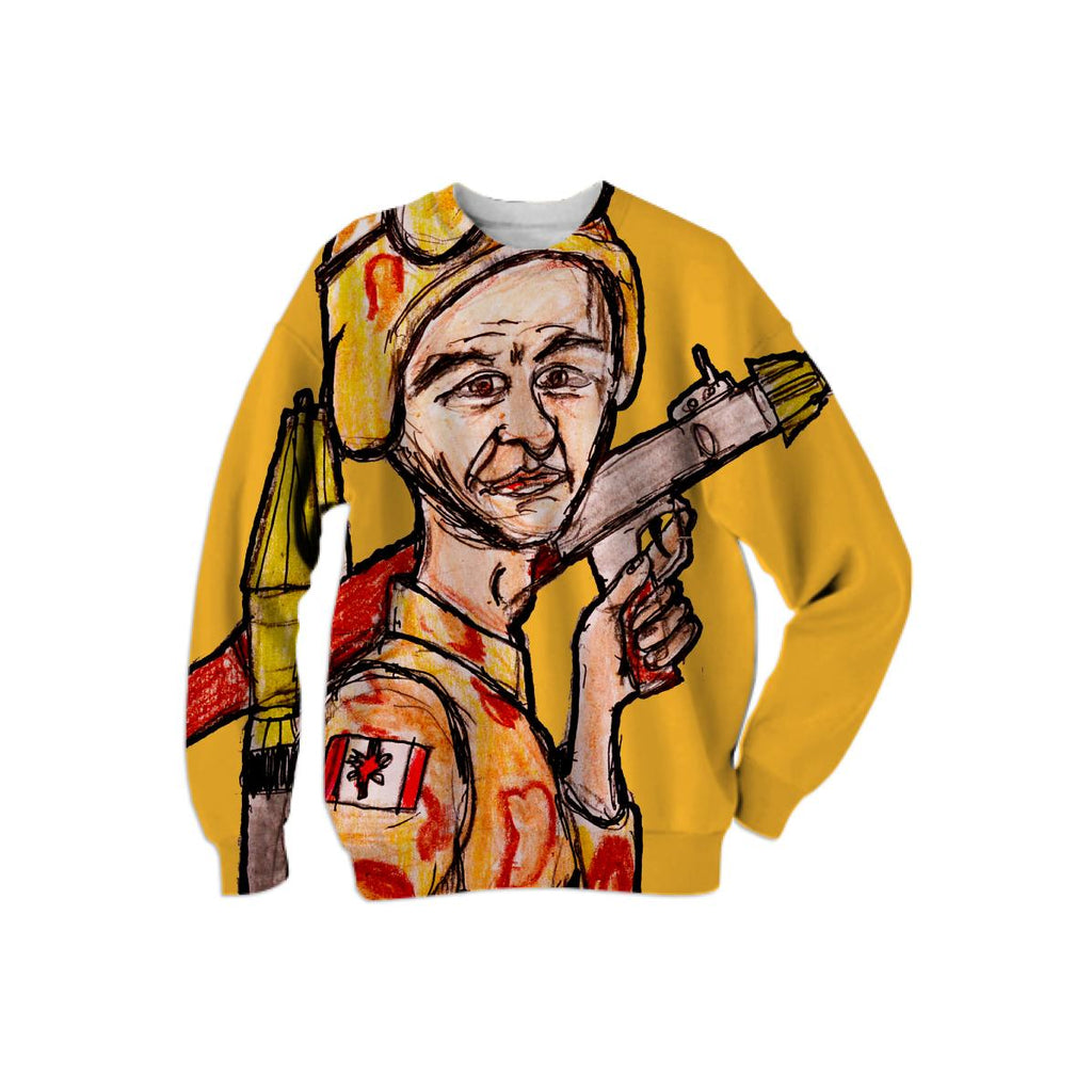 Zooka Dude Sweater