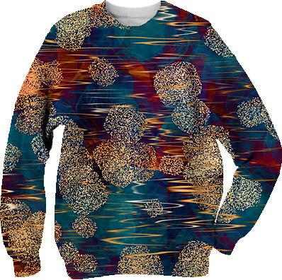 Abstract thoughts sweatshirt