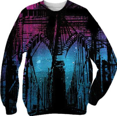 Brooklyn Nights Sweatshirt
